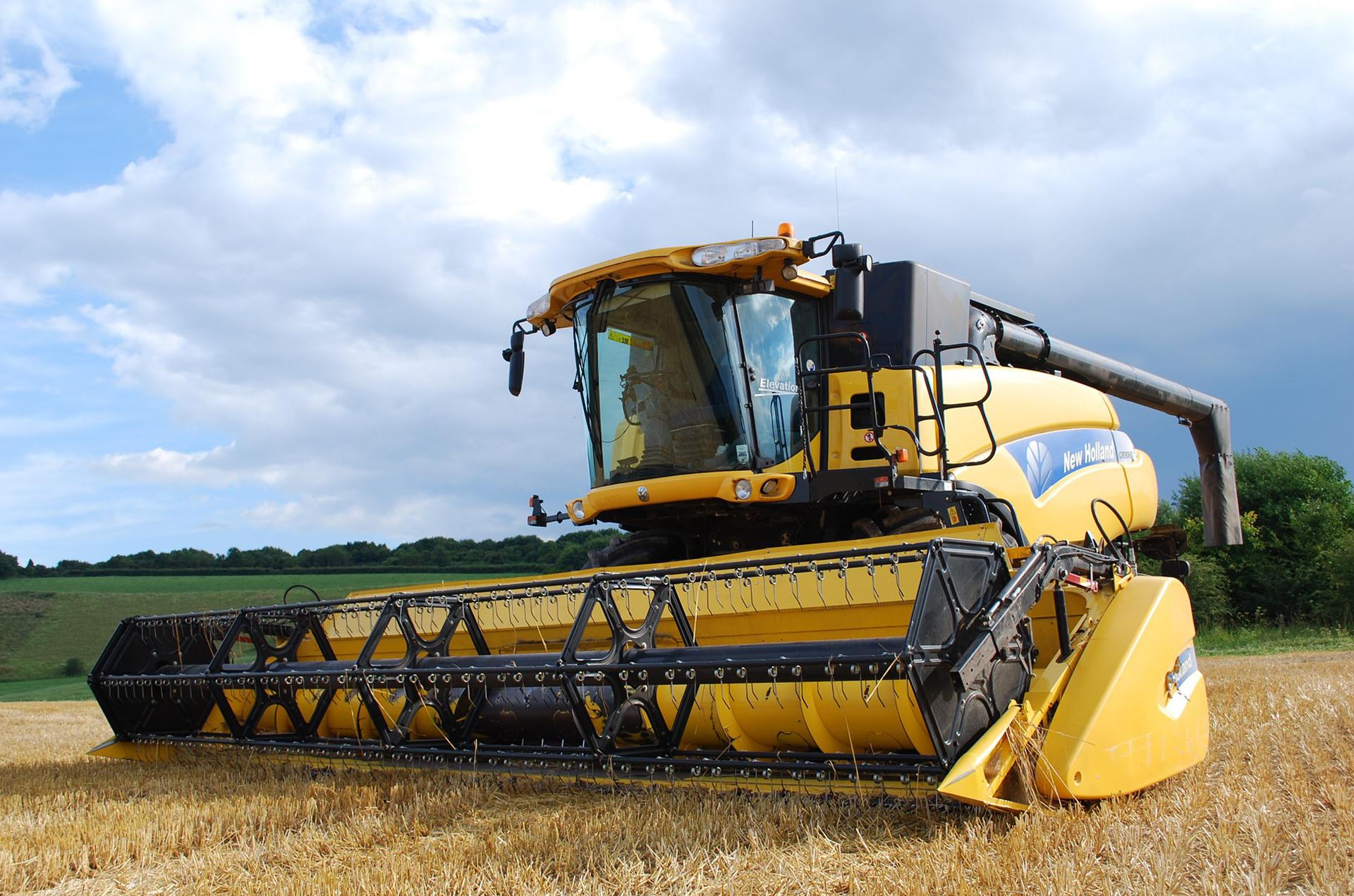 Оценка тракторов, комбайнов и другой сельскохозяйственной техники